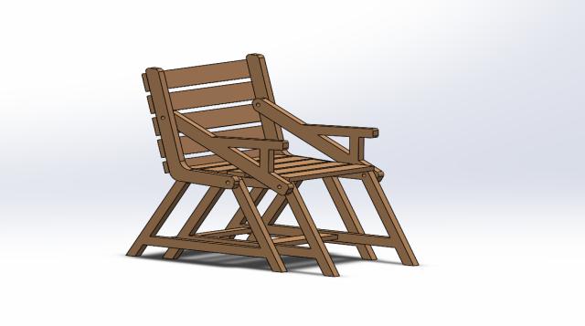 座椅一体化